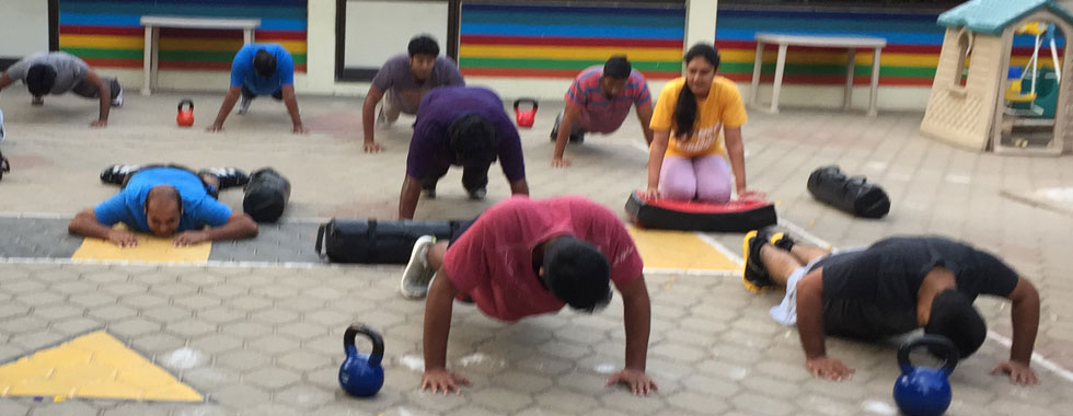 bootcamp classes in Annanagar