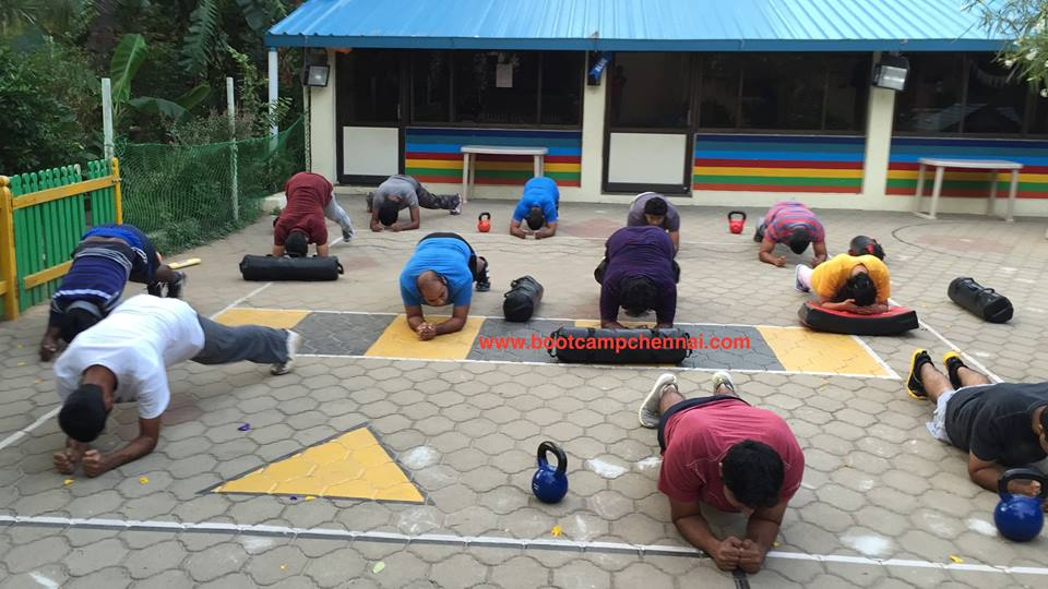 What is Fitness Boot camp Chennai ?