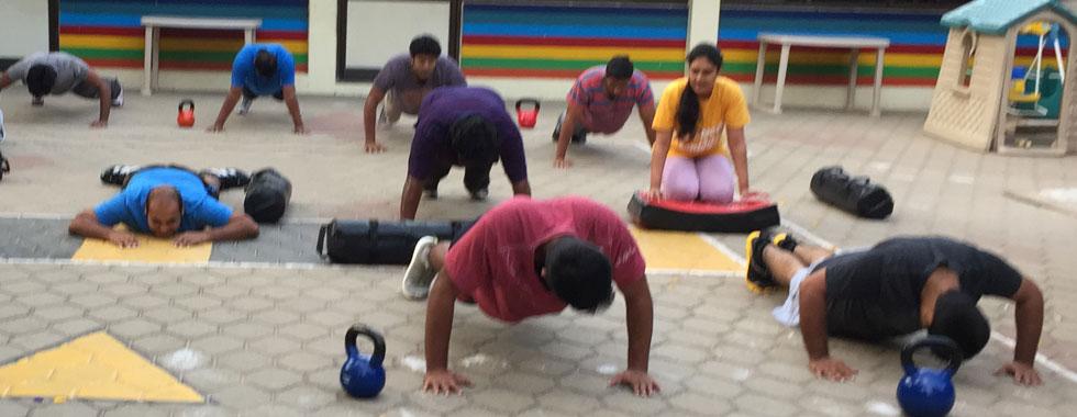 bootcamp classes in Annanagar